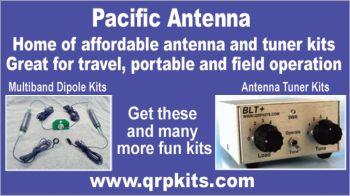 QRP Kits - Pacific Antenna