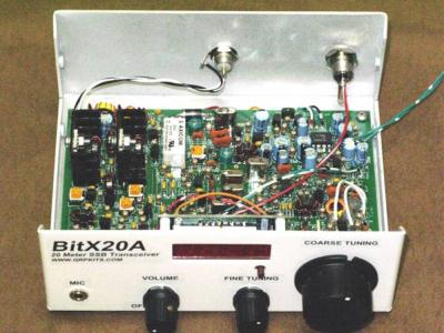 BitX SSB 17M and 20m Transceiver - Pacific Antenna